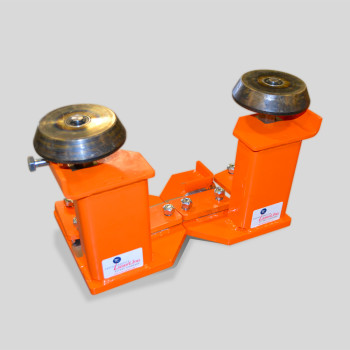 Shap Guide Roller Assembly   Conveyor Concepts